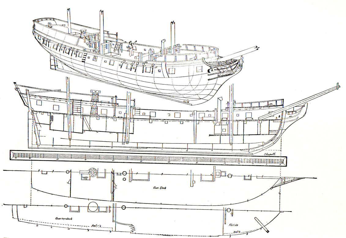 ship-deck-plans images - frompo
